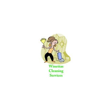 Winetta's Cleaning Services logo
