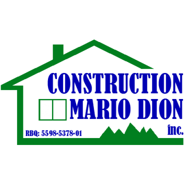 Construction Mario Dion inc. logo