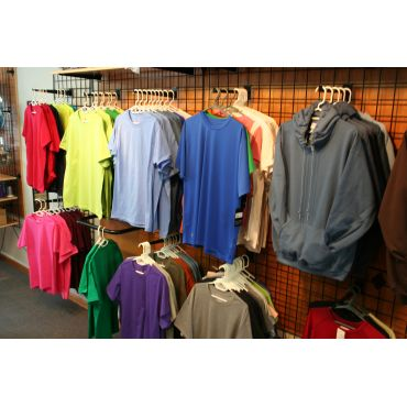 A Great Selection of Apparel