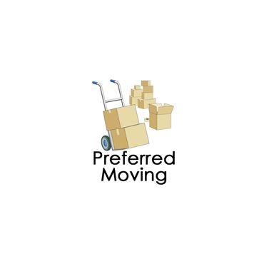 Preferred Moving logo