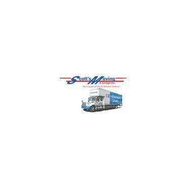 Scott's Moving & Cartage logo