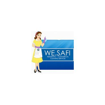 We Safi Cleaning Services PROFILE.logo