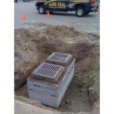 Catch Basin Rebuilding and Repairs