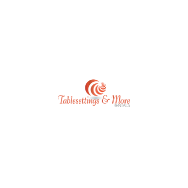 Tablesettings & More Rentals logo