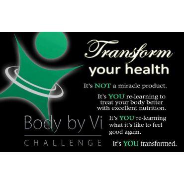 Glenn Tait Body By Vi 90 Day Challenge PROFILE.logo