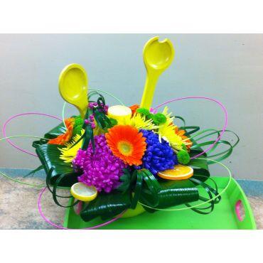 Designer Karyn Freys Flowers