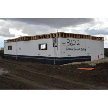SE Regina Custom Home Foundation