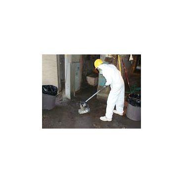 sanitization of floors