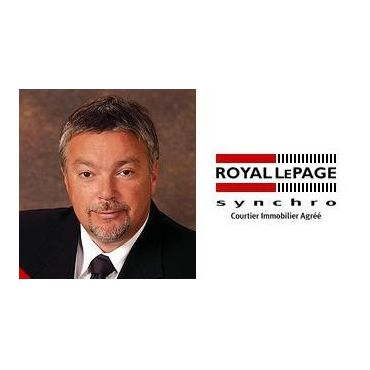 Michel Robichaud Courtier Immobilier Royal Lepage logo