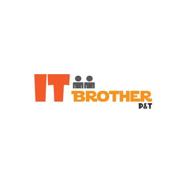 P&T IT BROTHER logo