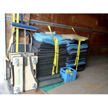 moving truck equipment