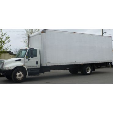 our companies larges moving truck