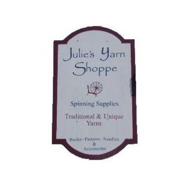 Julie's Yarn Shoppe PROFILE.logo