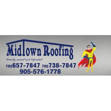 Midtown Roofing logo
