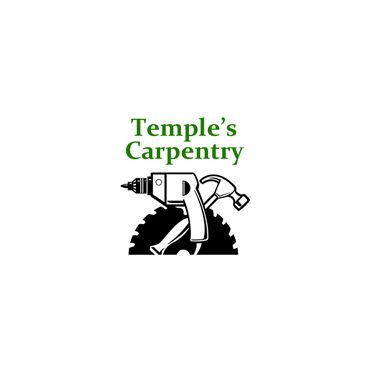 Temple's Carpentry logo