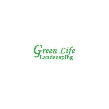 Green Life Landscaping logo