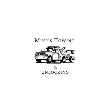 Mike's Towing & Unlocking logo
