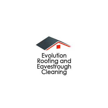 Evolution Roofing and Eavestrough Cleaning logo