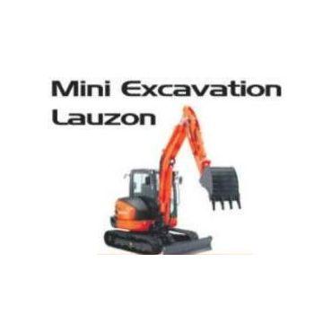 Mini-Excavation Lauzon logo