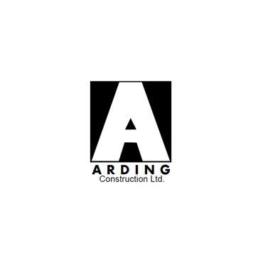 Arding Construction logo