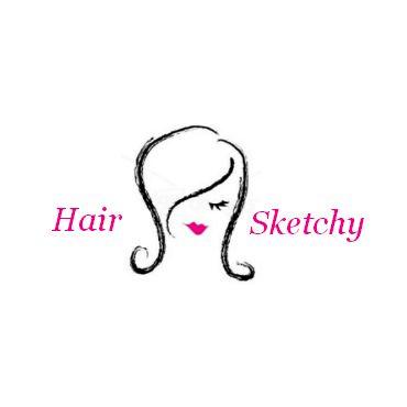Hair Sketch PROFILE.logo