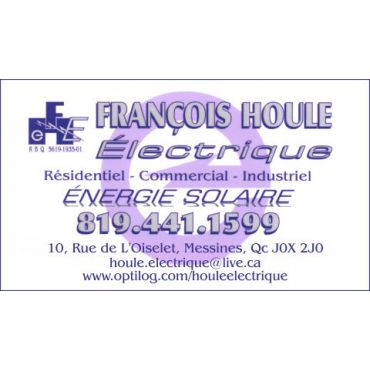 François Houle Électrique logo