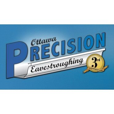 Ottawa Precision Eavestroughing PROFILE.logo