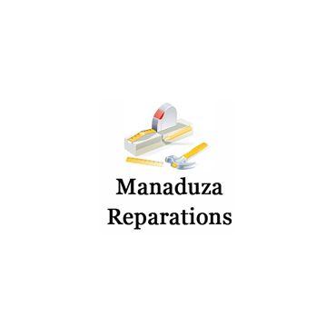 Manazuda Reparations logo