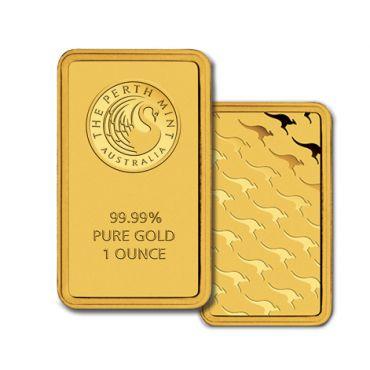 Perth Mint Gold Bar (1oz)