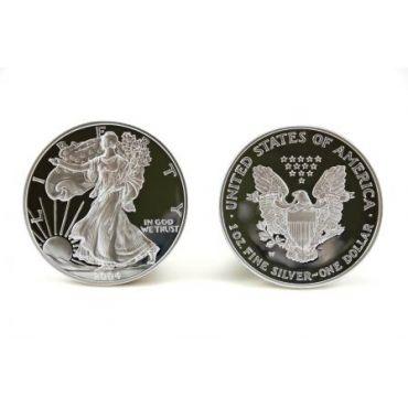 Silver American Eagle Coin (1oz)