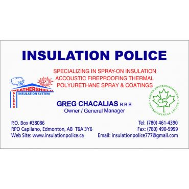 Insulation Police Ltd PROFILE.logo