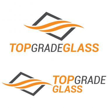 Top Grade Glass - Logo