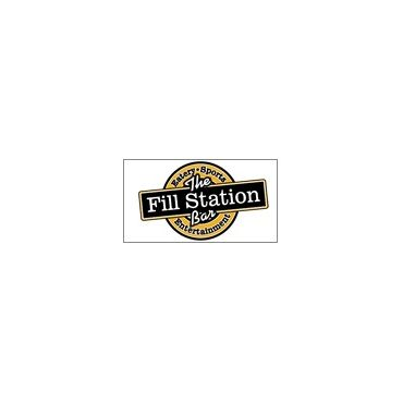 The Fill Station & Sports Bar logo