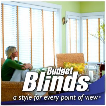 Budget Blinds in Central Alberta PROFILE.logo