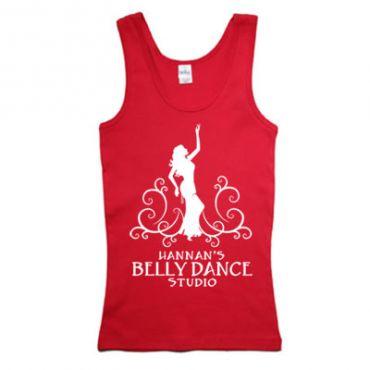 Belly Dance Tank Top