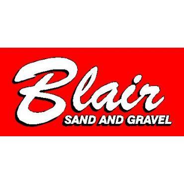Blair Sand & Gravel logo