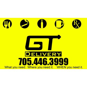 G T Delivery logo