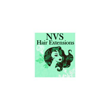 NVS Hair Extensions PROFILE.logo