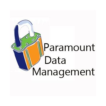 Paramount Data Management logo