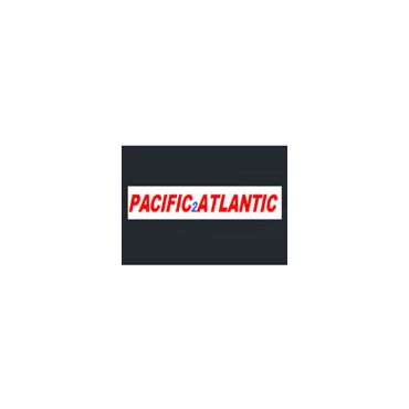 Pacific 2 Atlantic Van Lines logo