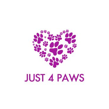 JUST 4 PAWS PROFILE.logo