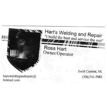 Hart's Welding and Repair PROFILE.logo