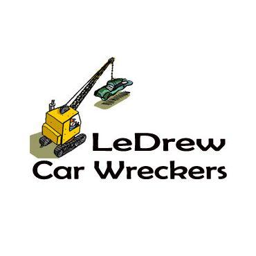 LeDrew Car Wreckers logo