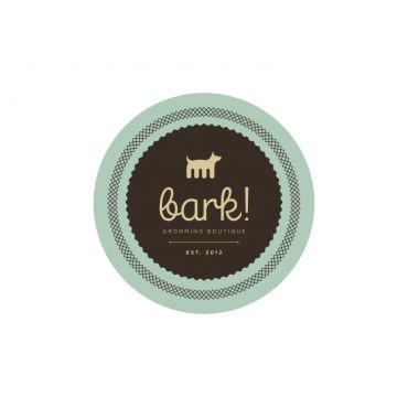 Bark! Grooming Boutique logo