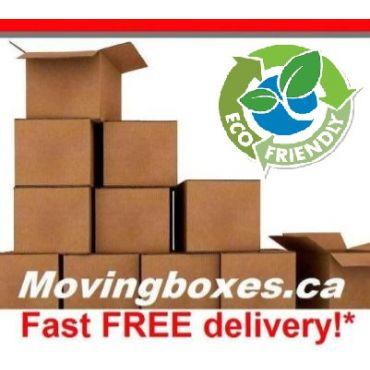 Moving Boxes logo