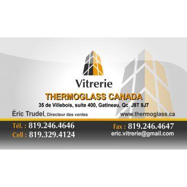 Vitrerie Thermoglass Canada logo