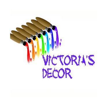 Victoria's Decor logo