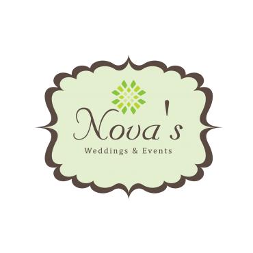 Nova's Weddings & Events logo