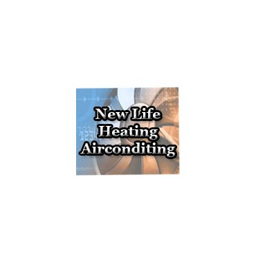 New Life Heating & Air Conditioning logo