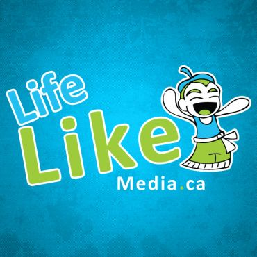 LifeLikeMedia.ca PROFILE.logo